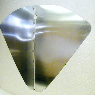 Helicopter Part, Heat Shield